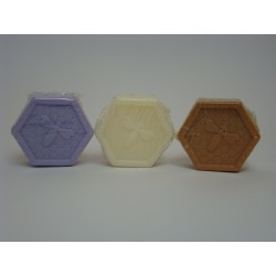 Honigseife mit Lavendel 100g
