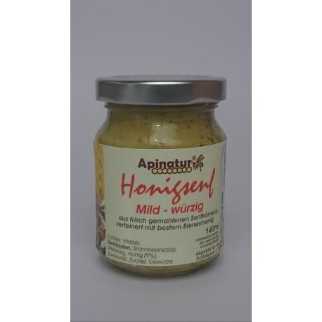Honigsenf mild- würzig 140ml