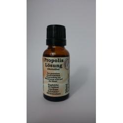 Propolis Tinktur ohne Alkohol
