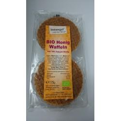 Honig Waffeln Bio