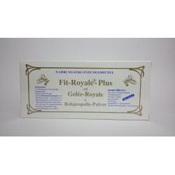 Fit Royale Plus mit Gelee Royale und Propolis Trinkflasche