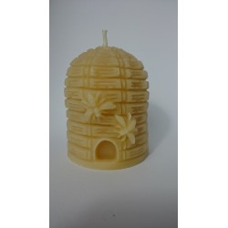 Kerze Bienenkorb