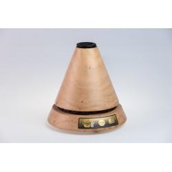 Propolisverdampfer Holz (Cone 1 / Cone 2 / Cone 3)
